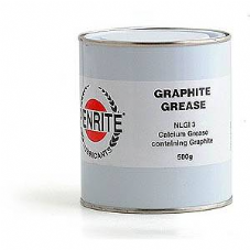 Penrite Graphite Grease for shackle and spring leaf lubrication 500g